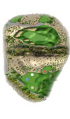 TPC The Canyons Las Vegas Golf Course Hole 12