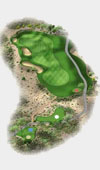 TPC The Canyons Las Vegas Golf Course Hole 7