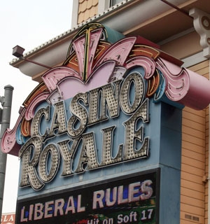 Casino Royale Hotel
